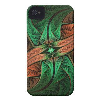 Fractalus Reptilus - BlackberryCase-Mate Case Case-Mate iPhone 4 Case