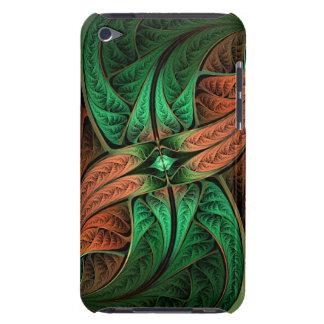 Fractalus Reptilus iTouch Speck Case iPod Case-Mate Case