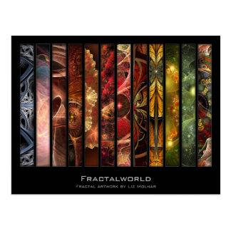Fractalworld Artist Card