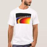 Fractasian Rings - Fractal T-Shirt