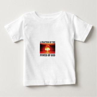 fraction of power of god baby T-Shirt