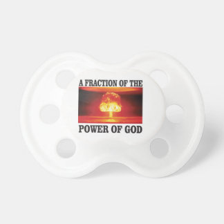 fraction of power of god pacifier