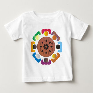 Fractions Baby T-Shirt