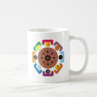 Fractions Coffee Mug