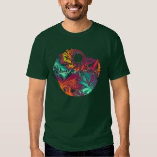 Fractoid Spiral ver. 2 T-Shirt
