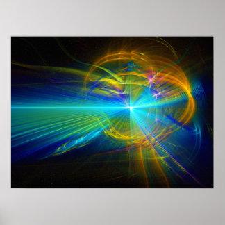 Fractura -2007 de Quantum Póster