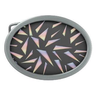Fractura de la hebilla del cinturón de cristal del hebillas de cinturon
