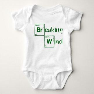 Fractura de la mala enredadera inspirada del niño body para bebé