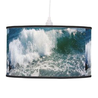 Fractura de la ola oceánica