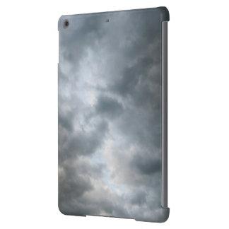 Fractura de las nubes de tormenta funda para iPad air