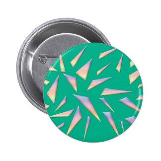 Fractura del vidrio en verde pin