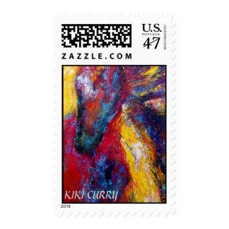Fractura libremente sellos postales