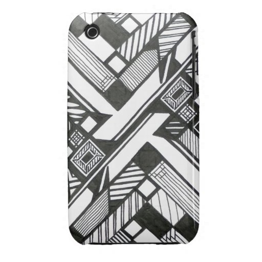 Fracture | iPhone 3 Case | Customizable |