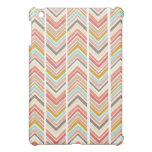 Fractured Chevron Cover For The iPad Mini