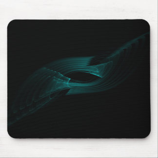Fractured eye 1 mousepad