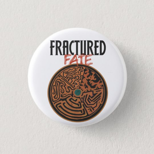 Fractured Fate pin