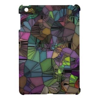 Fractured Glass iPad Mini Covers