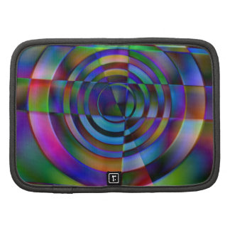 Fractured Glass Folio Planners
