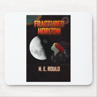 Fractured Horizon Mousepad