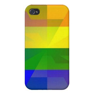 """""""Fractured Rainbow"""" Speck Case"""