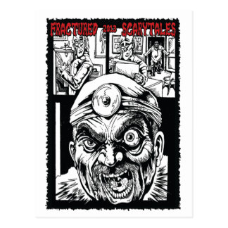 Fractured Scarytales art card #2