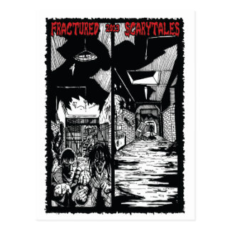 Fractured Scarytales art card #5