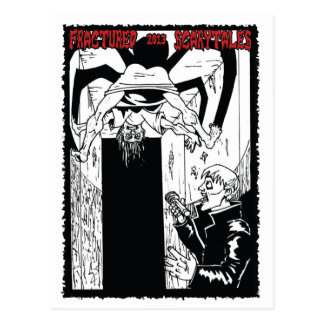 Fractured Scarytales art card #6