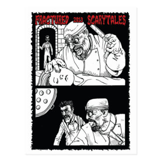 Fractured Scarytales art card #7