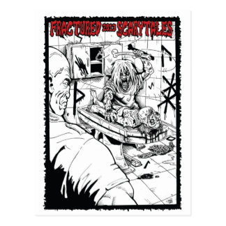 Fractured Scarytales art card #8