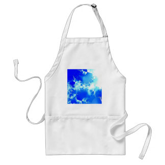 Fractured Sky Adult Apron