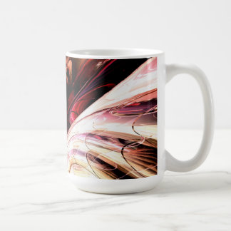 Fractured Soul Abstract Mugs