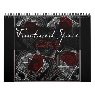 Fractured Space 2014 Calendar