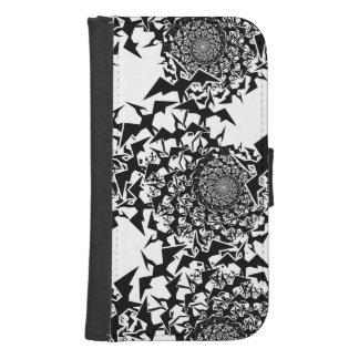 Fractyl Pterodactyl Galaxy S4 Wallet Case