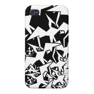 Fractyl Pterodactyl iPhone 4/4S Cover