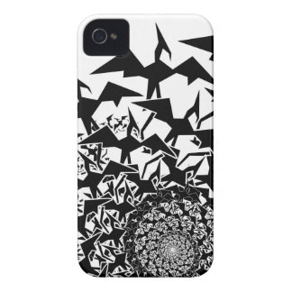 Fractyl Pterodactyl iPhone 4 Case-Mate Cases