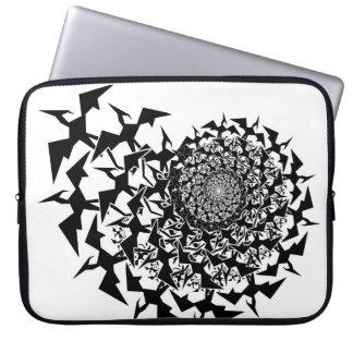 Fractyl Pterodactyl Laptop Sleeve