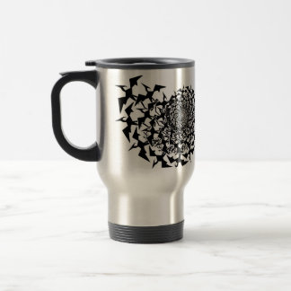 Fractyl Pterodactyl 15 Oz Stainless Steel Travel Mug