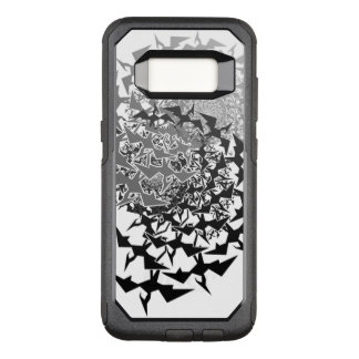 Fractyl Pterodactyl Swarms OtterBox Commuter Samsung Galaxy S8 Case