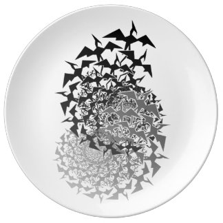 Fractyl Pterodactyl Two Swarms Plate