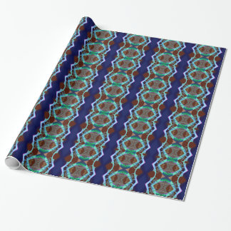 FracWrap0015 Wrapping Paper