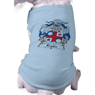 Frade Family Crest Shirt