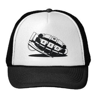 Frag Grenade Trucker Hat