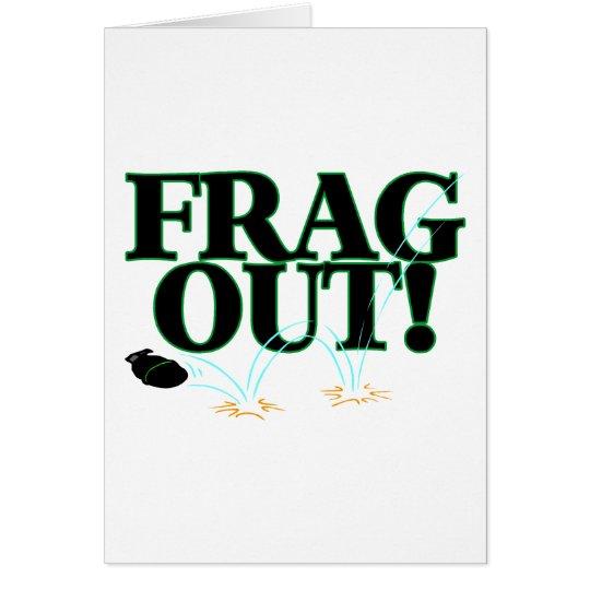 Frag Out Card