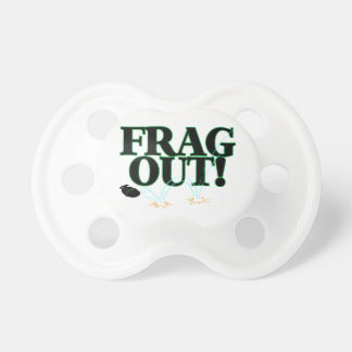 Frag Out Gamer Pacifiers