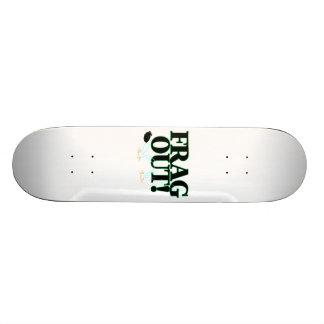 Frag Out Gamer Skateboards