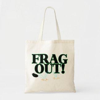 Frag Out Gamer Tote Bag