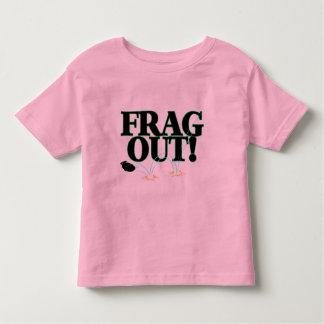 Frag Out Toddler T-shirt