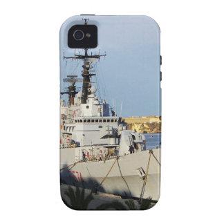 Fragata en Malta Case-Mate iPhone 4 Funda