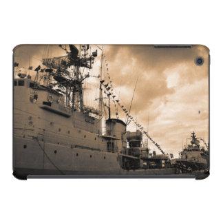 Fragatas portuguesas de la marina de guerra funda de iPad mini