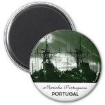 Fragatas portuguesas de la marina de guerra imanes